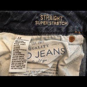 Like new straight leg American Eagle Jeans